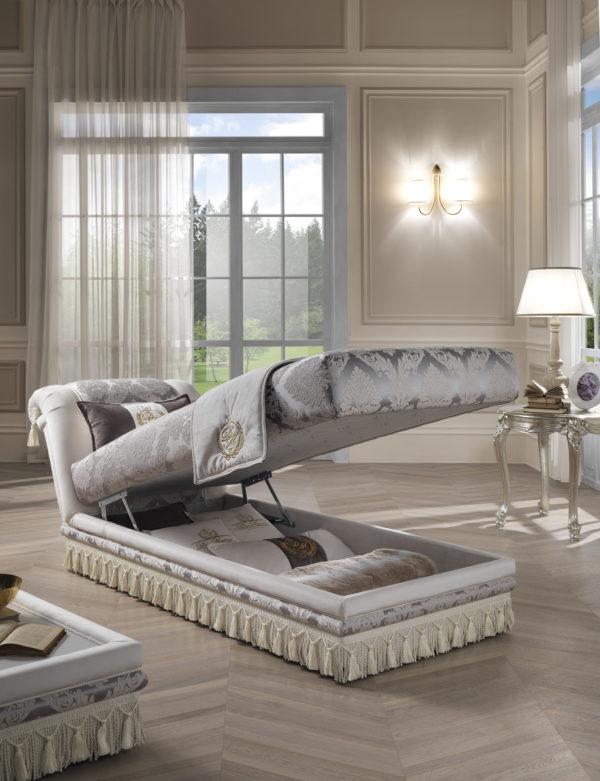 PRINCIPE luxusné ležadlo/dormeuse