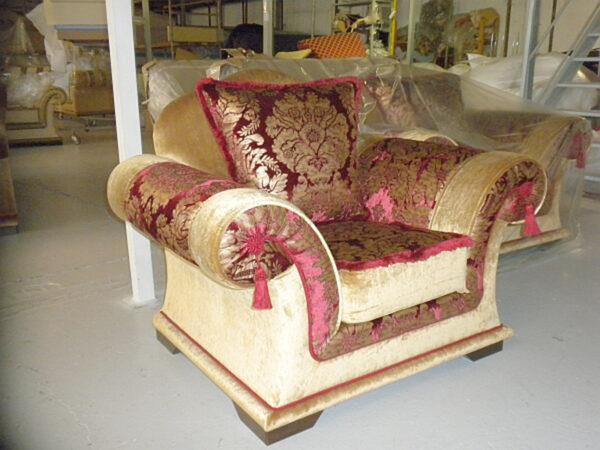 Pohodlné kreslo