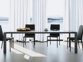 Jedálenský stôl ADOTTO s rozťahovaním