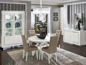 biela jedáleň