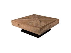Konferenčný stolík L´OCA NERA 1J111 v rozmere 100x100x36 cm