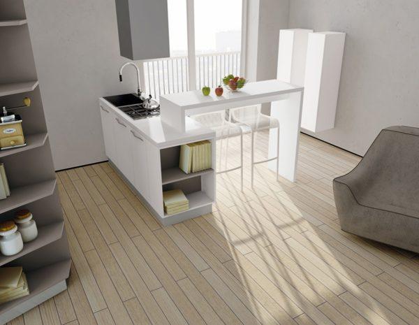 Moderná asymetrická kuchyňa ASIA je jedinečná svojimi kombináciami asymetrických tvarov so štýlovím stolovaním.Talianska kuchyňa ASIA je vyrábaná na mieru.