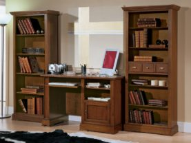 Pracovný stôl BERNA art. 2078 / š.128 hl.59 v.81 cm/