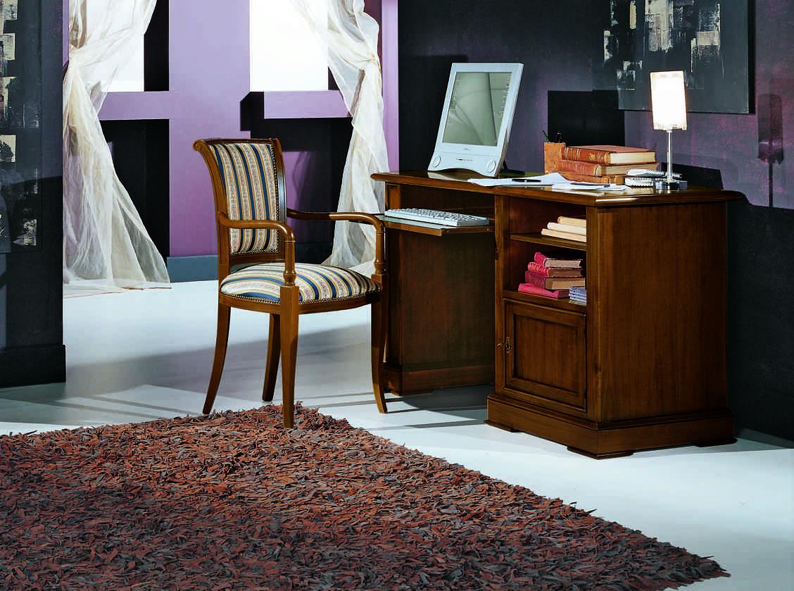 Pracovný rustikálny stôl