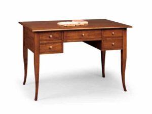 Rustikálny písací stôl