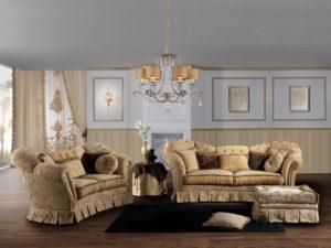 dvoj-miestny diván / š.210 hl.105 v.106 cm /