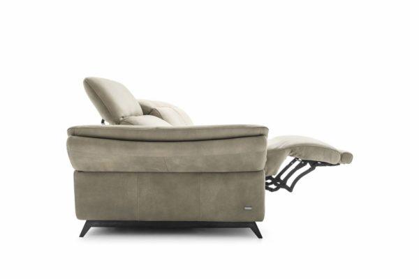 Talianska dizajnová sedačka SALINA