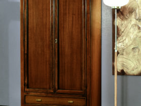 Šatníková skriňa BERNA art. 2097 / š.100 hl.57 v.188 cm/
