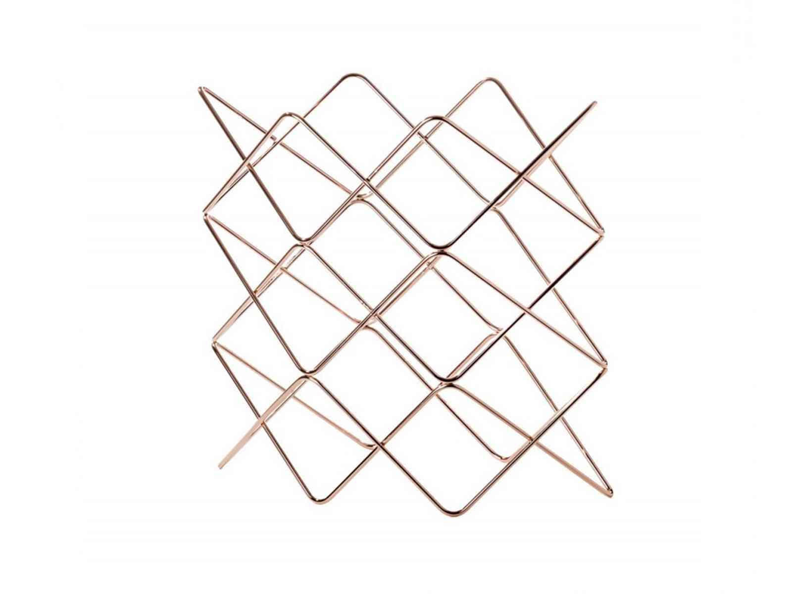 Stojan na noviny L´OCA NERA 1S106 v rozmere 38x15,5x36 cm