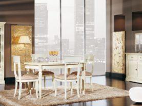 Jedálenský stôl s rozťahovaním BERNA art. 313 / 166(226) x 105 v. 79 cm