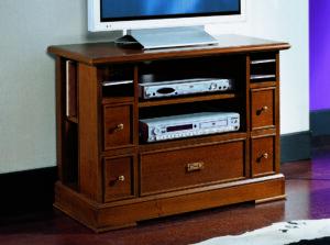 Rustikálna TV skrinka