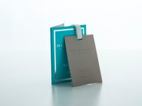 Vonná karta CLASSIC BLUE AZURE