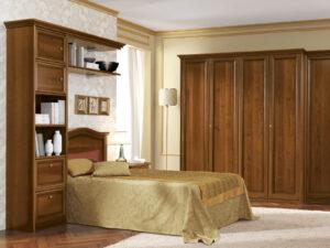 Detská izba v rustikálnom dizajne