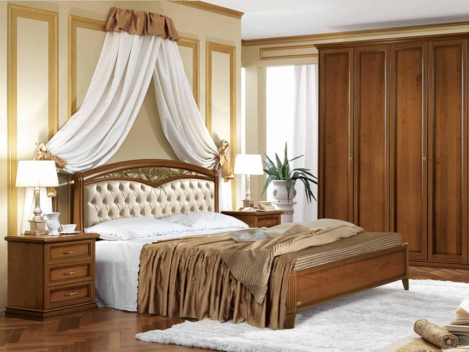 Klasická spálňa