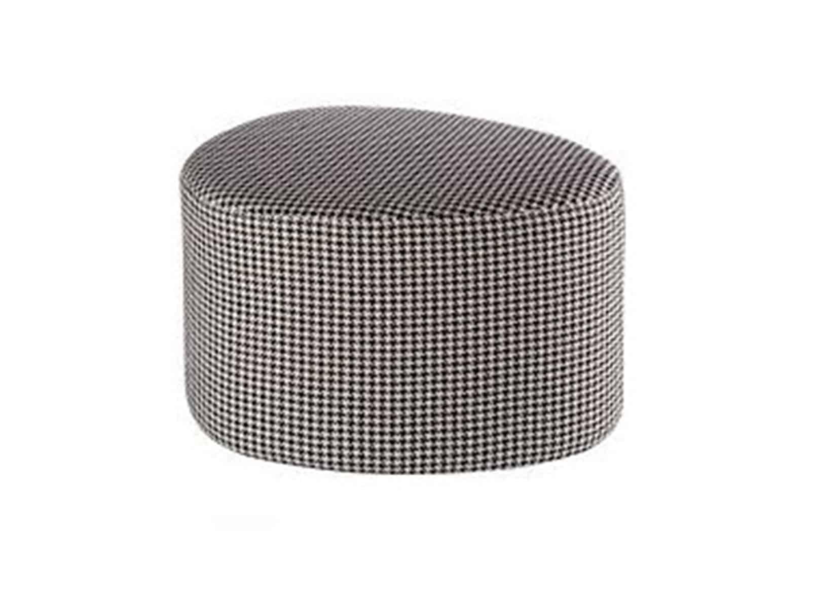 dizajnová taburetka so vzorom pepito