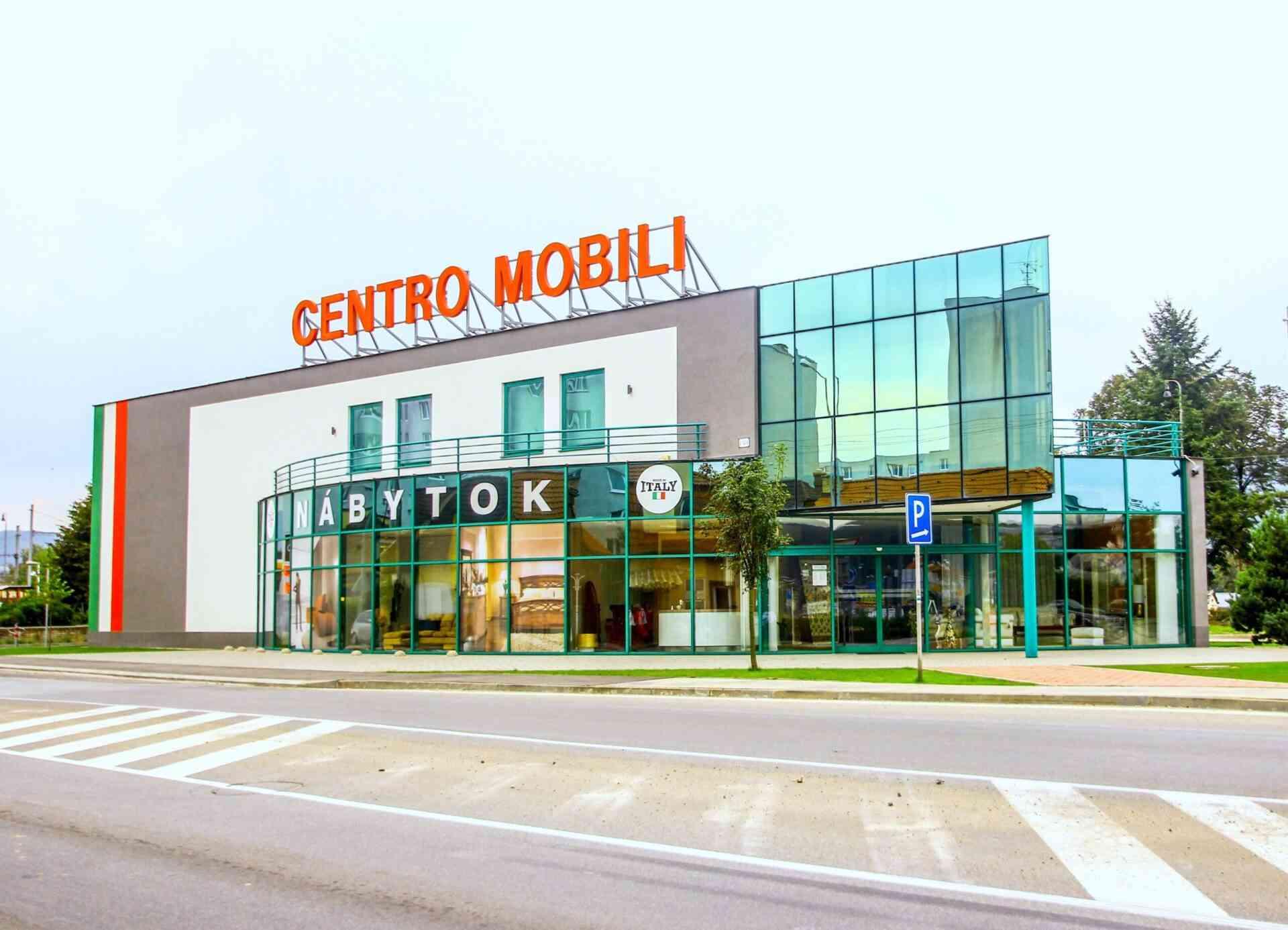 Prevádzka Centro Mobili, Trenčín