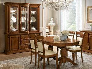 rustikálna jedáleň