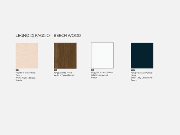 Dizajnová jedálenská stolička MEG - DREVO